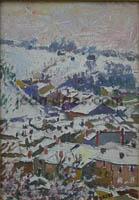 DRIES Bar-le-Duc-sous-la-neige