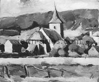 DRIES Eglise-de-Vesaignes