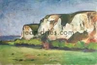 DRIES Les-falaises-au-marais-Vernier