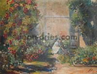 DRIES Le-jardin-de-Honfleur