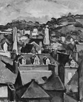 DRIES Les-toits-de-Honfleur