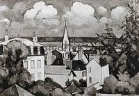 DRIES Le-clocher-de-Sainte-Catherine