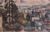 DRIES Vue-sur-Honfleur