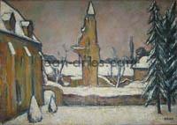 DRIES Royaumont-sous-la-neige