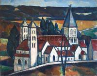 DRIES Eglise-de-Morienval