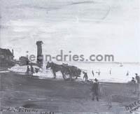 DRIES Honfleur-plage-et-chomeur
