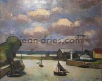 DRIES Le-port-de-Honfleur
