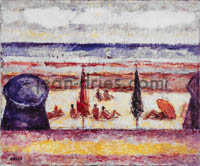DRIES Deauville-maree-basse