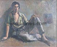 DRIES Portrait-d-un-prisonnier
