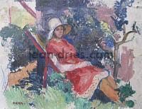 DRIES Suzanne-au-jardin