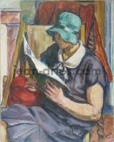 DRIES Suzanne-au-chapeau-vert