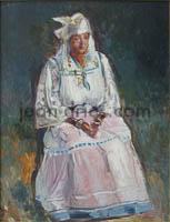DRIES Femme-algerienne