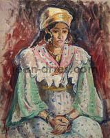 DRIES Algerienne-en-robe-d-apparat