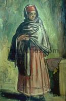 DRIES Fatma-a-la-robe-rose
