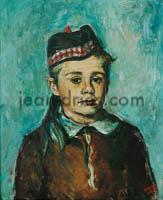 DRIES Jean-Francois-au-bonnet-ecossais