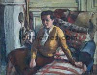 DRIES Henriette-a-la-chaise-longue