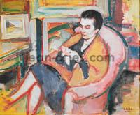DRIES Henriette-au-fauteuil-rose