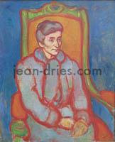 DRIES La-mere-de-l-artiste