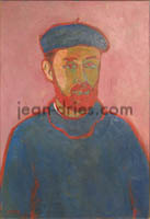 DRIES Autoportrait-au-beret