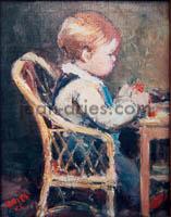 DRIES Sebastien-au-fauteuil-d-osier
