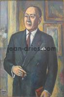 DRIES Portrait-d-Alfred-Rosset