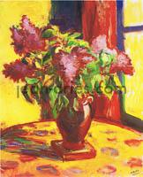 DRIES bouquet-de-lilas