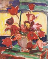 DRIES Tulipes-eclatees