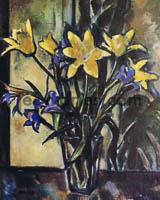 DRIES Iris-et-tulipes