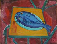 DRIES Les-poissons-bleus