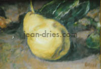 DRIES La-poire-jaune