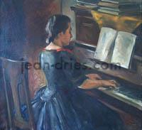 DRIES La-sonate-de-Mozart