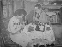 DRIES Les-tricoteuses